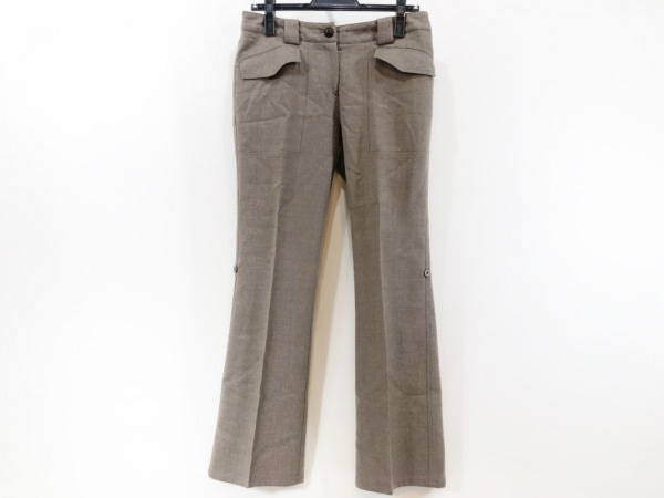 オールドイングランド パンツ サイズ36 S レディース美品  ダークブラウン