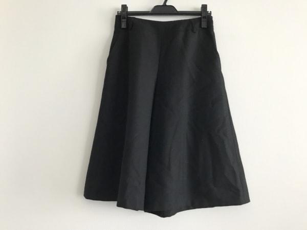 YORKLAND(ヨークランド) ハーフパンツ サイズ9AR S レディース美品  黒