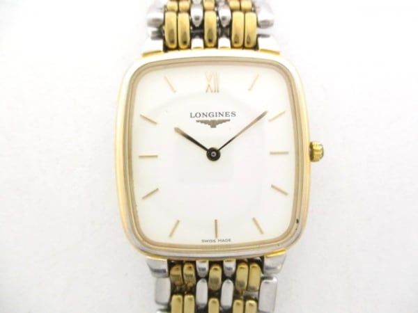 LONGINES(ロンジン) 腕時計 Les Grandes Classiques L5.637.3 メンズ 白
