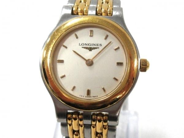 LONGINES(ロンジン) 腕時計美品  L7.147.3 レディース 白