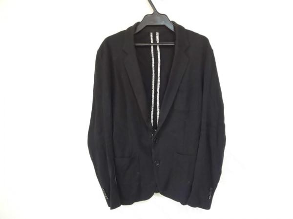 シップスジェットブルー ジャケット サイズS レディース美品  黒 スウェット