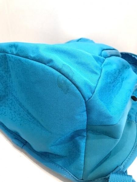 Hurley(ハーレー) リュックサック ライトブルー×黒 化学繊維