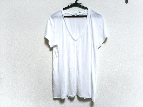 Helmut Lang(ヘルムートラング) 半袖Tシャツ サイズS メンズ 白