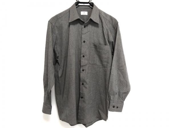 LANVIN(ランバン) 長袖シャツ サイズ48 L メンズ グレー
