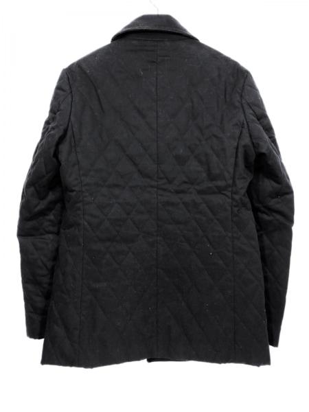 EDIFICE(エディフィス) コート サイズ40 M レディース 黒 冬物/キルティング