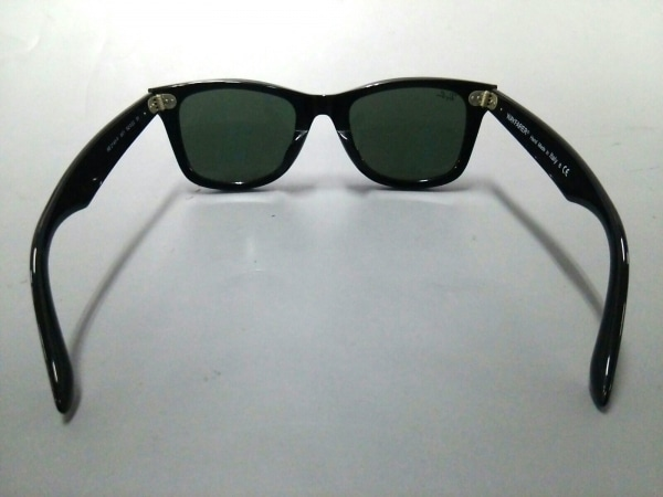 Ray-Ban(レイバン) サングラス美品  ウェイファーラー RB2140-F ダークグリーン×黒