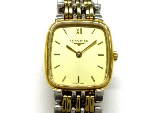 LONGINES(ロンジン) 腕時計 L5.137.3 レディース ゴールド