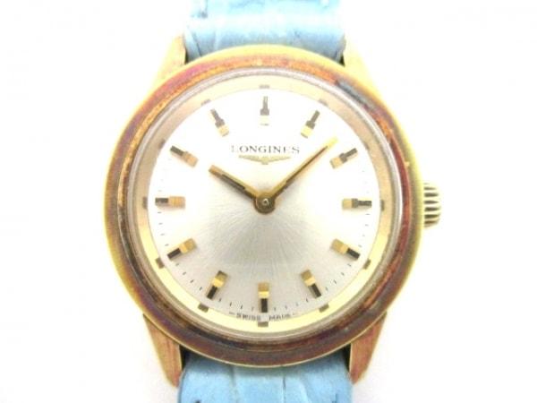 LONGINES(ロンジン) 腕時計 - レディース シルバー