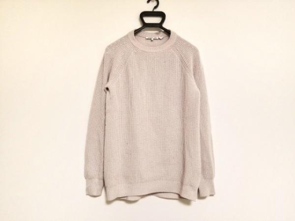 ヘルムートラング 長袖セーター サイズS レディース - ベージュ カシミヤ混