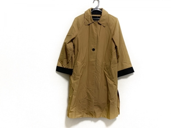 Unaca(アナカ) コート サイズ38 M レディース美品  ライトブラウン 春・秋物