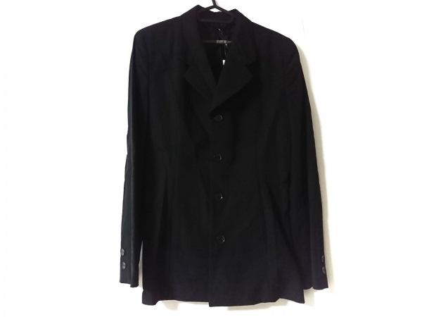COMMEdesGARCONS(コムデギャルソン) ジャケット サイズM レディース美品  黒