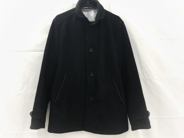 ビューティアンドユース ユナイテッドアローズ コート サイズL メンズ 黒 冬物