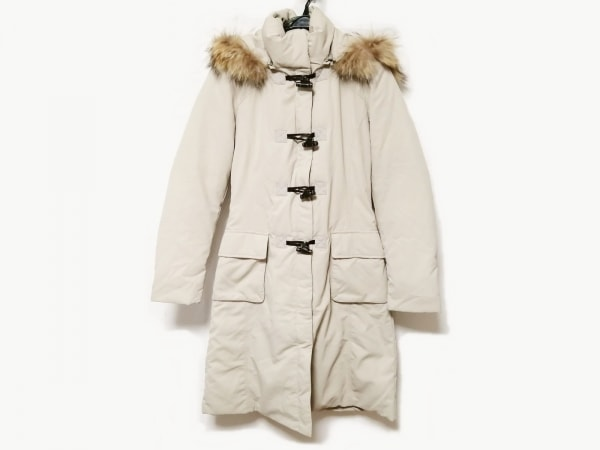 PENNYBLACK(ペニーブラック) コート サイズ6(USA) M レディース ベージュ 冬物/中綿