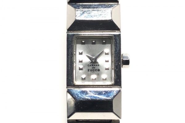 ZUCCA(ズッカ) 腕時計 V220-0AF0 レディース シルバー