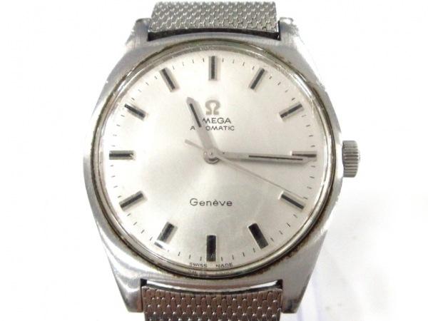 OMEGA(オメガ) 腕時計 - メンズ シルバー