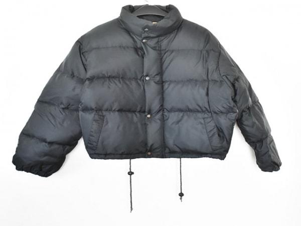 Harriss(ハリス) ダウンジャケット サイズF メンズ 黒 冬物