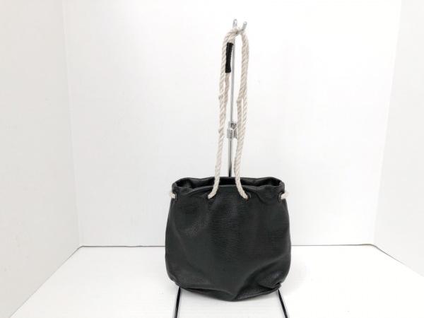 STYLE CRAFT(スタイルクラフト) トートバッグ 黒×白 レザー