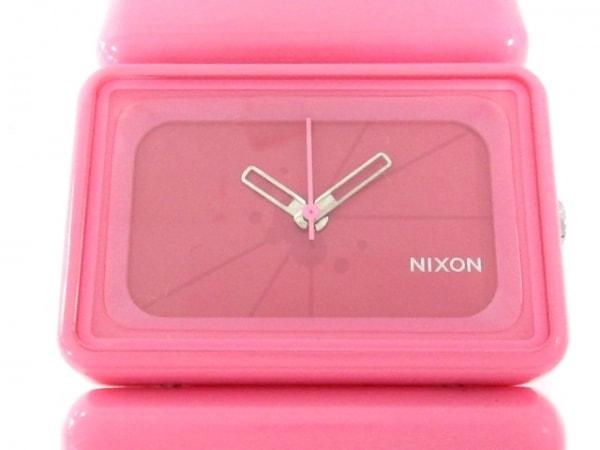 NIXON(ニクソン) 腕時計 THE VEGA - レディース ピンク