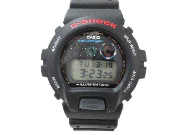 CASIO(カシオ) 腕時計新品同様  G-SHOCK DW-6900 メンズ 黒