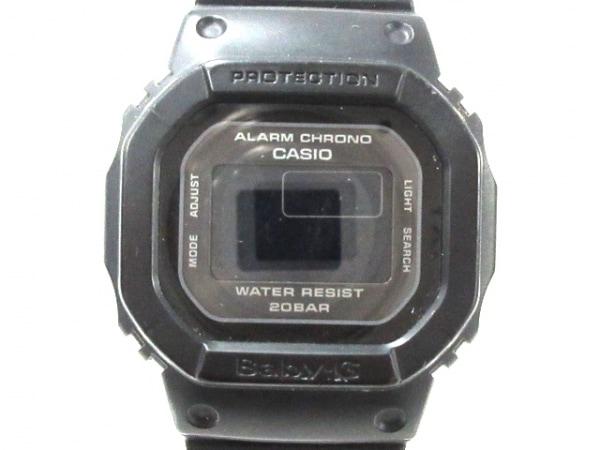 CASIO(カシオ) 腕時計美品  Baby-G BGD-501 レディース 黒