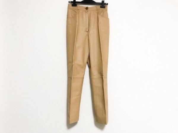 ARTICO(アルティコ) パンツ サイズ42 L レディース ベージュ