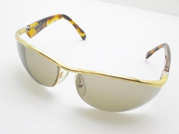 スタルクアイズ サングラス P0104.06 ダークブラウン×ゴールド×マルチ