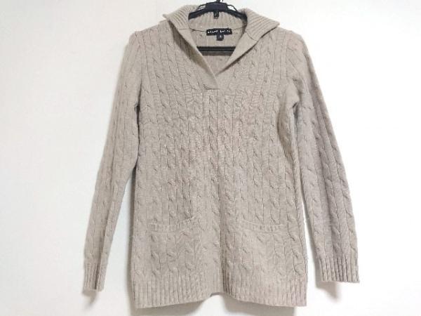 RalphLauren(ラルフローレン) 長袖セーター サイズS メンズ ベージュ