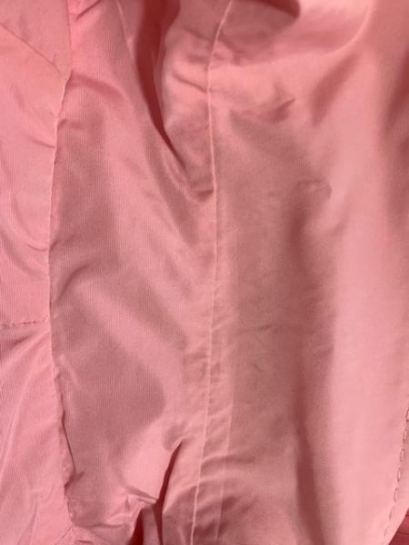 エルマノシェルビーノ トレンチコート サイズ38 M レディース ピンク 春・秋物
