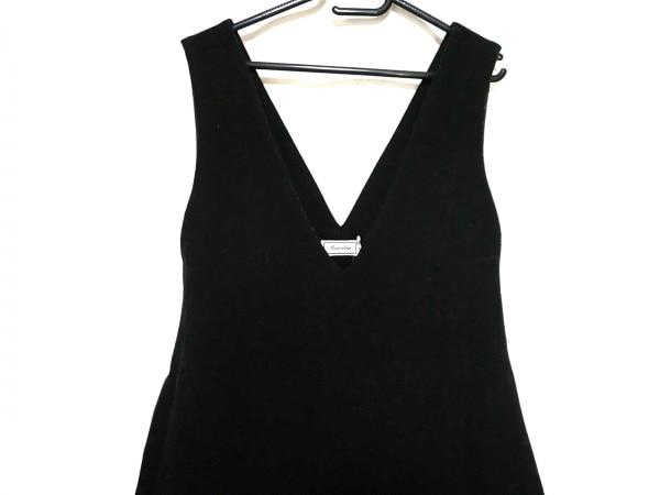 anatelier(アナトリエ) ワンピース サイズ38 M レディース美品  黒