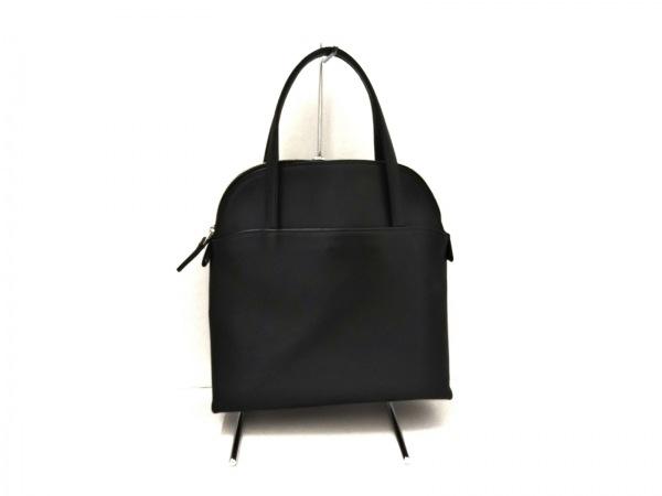 WAKO(ワコー) ハンドバッグ美品  黒 レザー