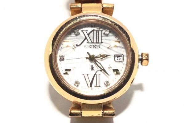 SEIKO(セイコー) 腕時計 ルキア 1B22-0AC0 レディース クリスマス限定 シルバー