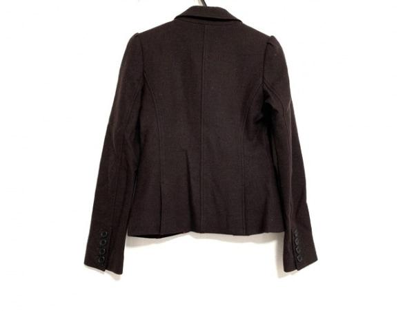 ESTNATION(エストネーション) ジャケット サイズ38 M レディース美品  ダークブラウン