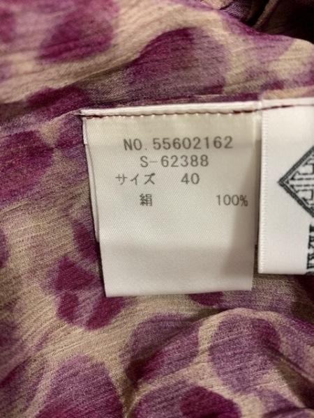 ハーディエイミス ワンピースセットアップ サイズ40 M レディース美品  シルク
