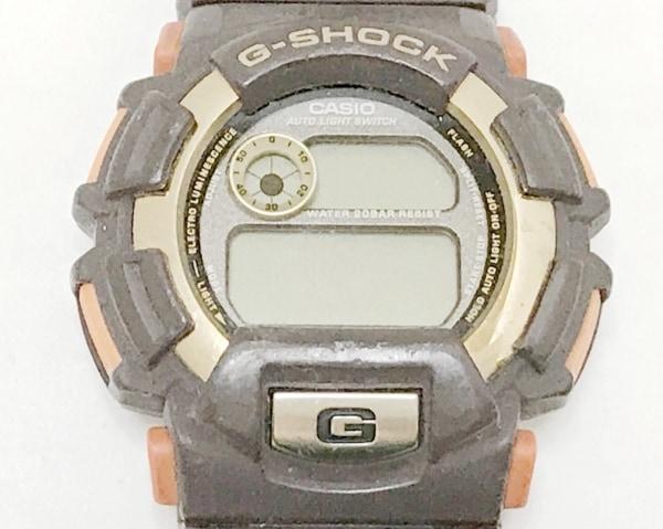 CASIO(カシオ) 腕時計 G-SHOCK DW-9500 メンズ グレー