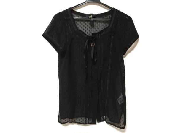 クラスロベルトカヴァリ 半袖カットソー サイズ38 M レディース美品  黒