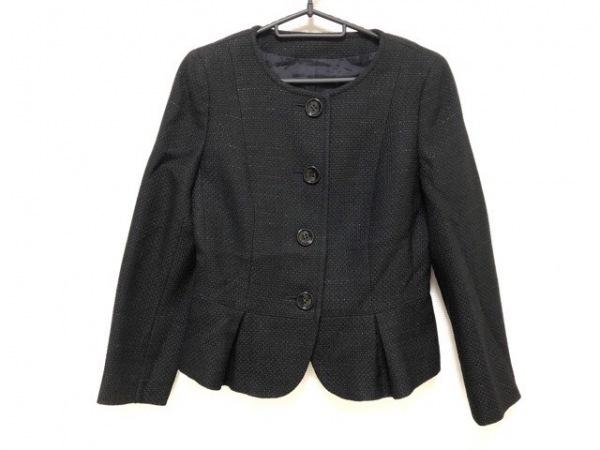 Burberry LONDON(バーバリーロンドン) ジャケット サイズ40 L レディース新品同様  黒