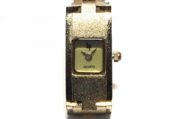 Lip(リップ) 腕時計 1088022-7050 レディース シェル文字盤 ライトブルー