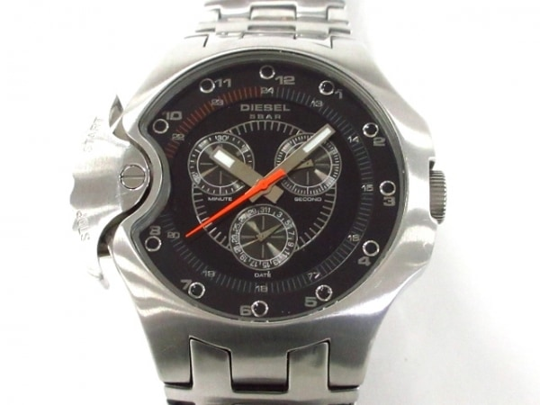 DIESEL(ディーゼル) 腕時計 DZ-4130 メンズ 黒