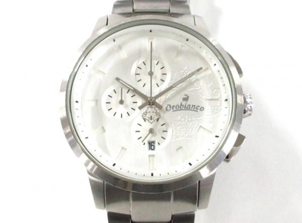 OROBIANCO(オロビアンコ) 腕時計 OR-0014N メンズ シルバー