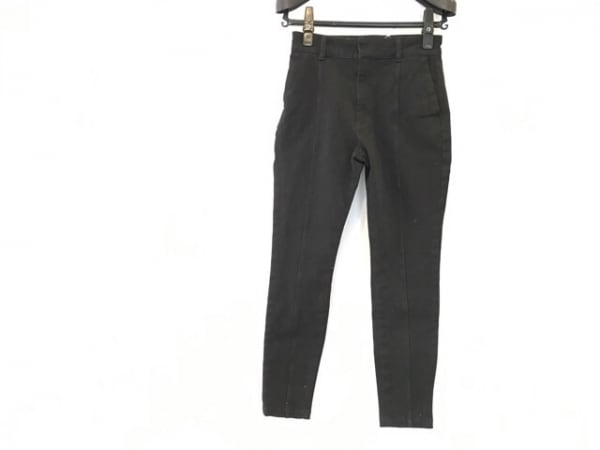 emmi(エミ) パンツ サイズ0 XS レディース 黒