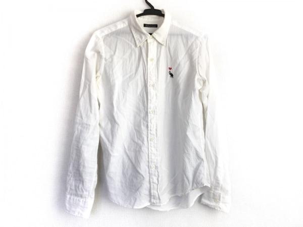Bohemians(ボヘミアンズ) 長袖シャツ サイズ0 XS メンズ アイボリー