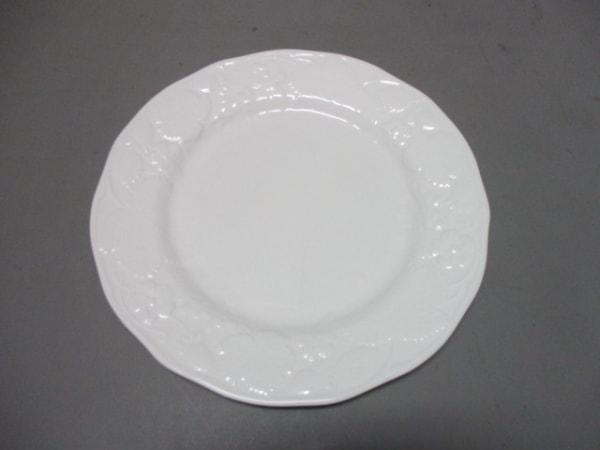 WEDG WOOD(ウェッジウッド) プレート新品同様  STRAWBERRY AND VINE 白 陶器