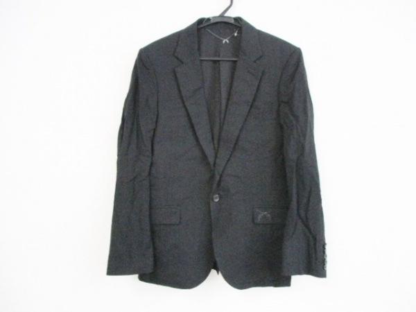 roar(ロアー) ジャケット サイズ2 M メンズ 黒 肩パッド