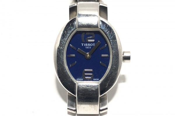 TISSOT(ティソ) 腕時計 G332 レディース ネイビー