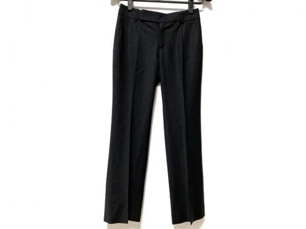23区(ニジュウサンク) パンツ サイズ36 S レディース 黒