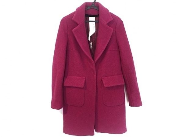 ANNIE P(アニーピー) コート サイズTG:40 レディース美品  ピンク 冬物