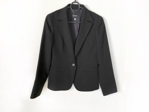 【中古】 ボッシュ BOSCH ジャケット サイズ38 M レディース 黒