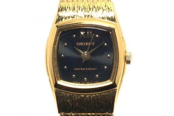 ORIENT(オリエント) 腕時計 - レディース 黒