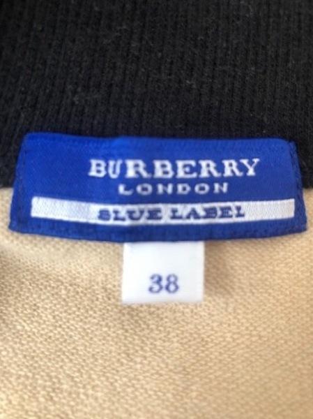 バーバリーブルーレーベル ブルゾン サイズ38 M レディース美品