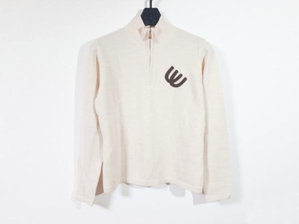 M・U・ SPORTS(ミエコウエサコ) 長袖セーター サイズ40 M レディース新品同様